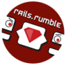 Rails Rumble 09 Badge